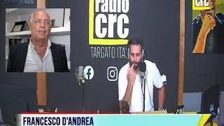 L'intervento del prof. D'Andrea a Radio Crc