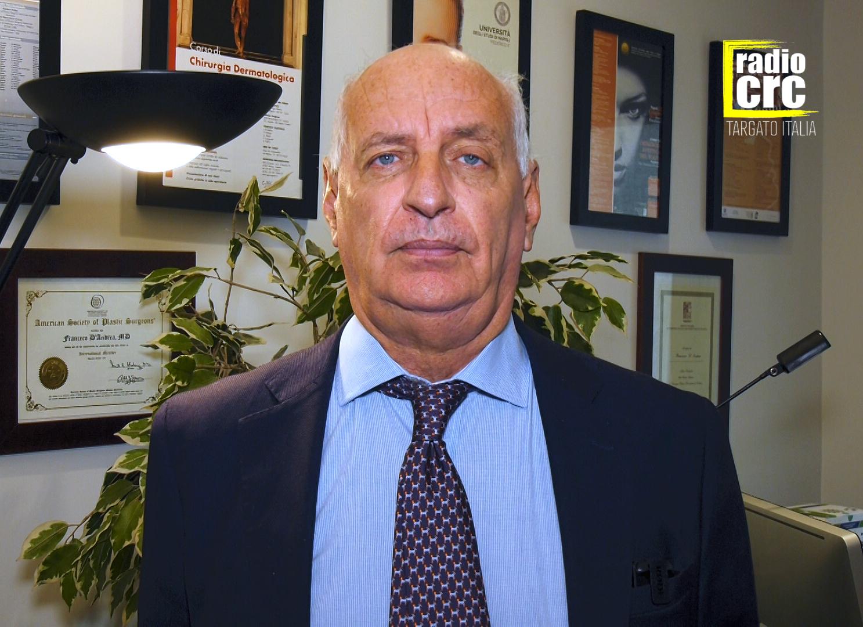 Prof. D'Andrea - Radio CRC 14 gennaio 2021